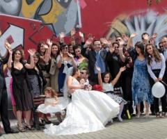 Fotografia in stile reportage per il matrimonio