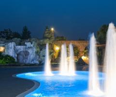 Fontana della location