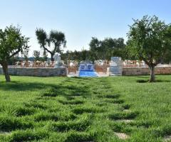 Masseria Grieco - Il rito civile all'aperto