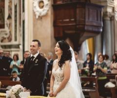 Francesco Caroli - Un momento della cerimonia