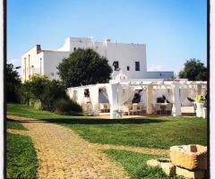Masseria Santa Teresa - Una cartolina per le nozze