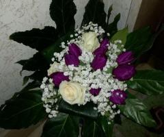 Fiori foglie e follie - Addobbo floreale