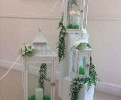 Luisa Mascolino Wedding Planner Sicilia - Coreografie per candele