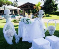 Royal Vesuvio - Matrimonio all'Americana nel parco della location