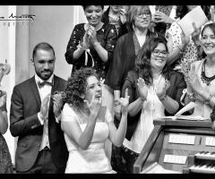 Studio Fotografico Dino Mottola - La festa di nozze