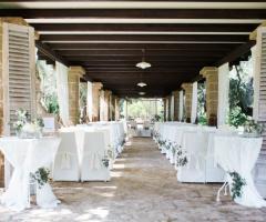 Casale San Nicola - Il matrimonio al casale
