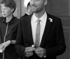 Fotografia dello sposo