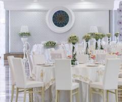 Villa Althea Ricevimenti - La sala interna