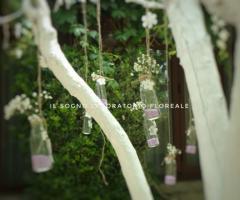 Il Sogno - Laboratorio Floreale - Tante decorazioni