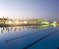 La piscina del Coco Ricevimenti