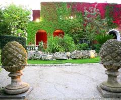 Villa Torrequadra - Giardino della location per matrimoni