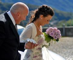 Arrivo della sposa - Paola Montiglio Photography