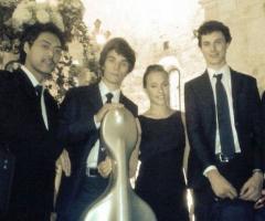 Bouquet Quartet Musicisti