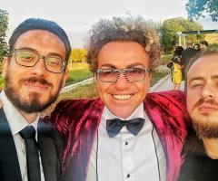 Beppe Summo - Insieme ai Tecnici Audio & Luci