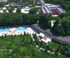Villa Ciardi - Vista panoramica della struttura