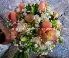 Il Sogno - Laboratorio Floreale - Bouquet ricco di colore