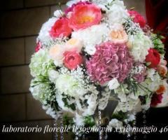 Il Sogno - Laboratorio Floreale - Un bouquet colorato