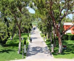 Giardini di Villa Carafa