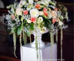 Il Sogno - Laboratorio Floreale - Le decorazioni per il matrimonio