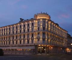 Le Rose di Zucchero Filato - Location Grand hotel