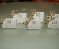Le Rose di Zucchero Filato - Partecipazioni e segnaposto