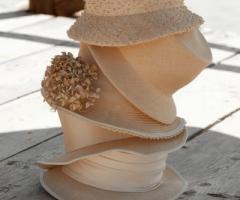 Daniela Gristina - Cappelli di paglia per a sposa country chic