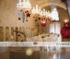 Masseria Cariello Nuovo - La splendida coreografia natalizia