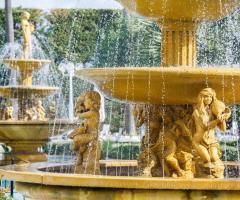 Parco dei Principi Ricevimenti - Giochi d'acqua