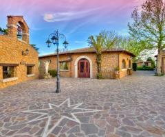 Villa Valente - La rotonda della villa
