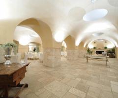 Alcune delle sale interne - Corte di Torrelonga