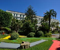 Royal Hotel Sanremo - Il mini golf