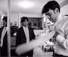 Antonio Sgobba Photography - Lo sposo si prepara