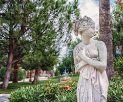Grand Hotel Vigna Nocelli Ricevimenti - Particolari del giardino