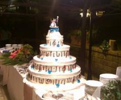 Assia Spa - La torta nuziale