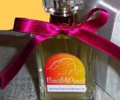 Baci Mi Piaci - Fragranza personalizzata da regalare agli invitati