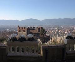 New Antica Rocca Donwivar - Una vista panoramica