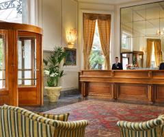 Royal Hotel Sanremo - La reception