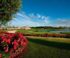 Chervò Golf Hotel &  Resort San Vigilio - La vista panoramica