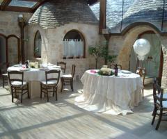 Masseria del Gelso Antico - Tavolo per gli sposi