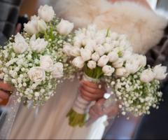 Noemi Weddings Bari - Bouquet della sposa