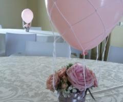Opere di fata - Decorazioni con palloncini