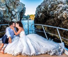 Luisa Mascolino Wedding Planner Sicilia - Matrimonio ad Acitrezza