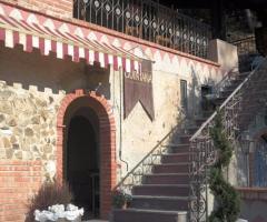 New Antica Rocca Donwivar - L'entrata della location