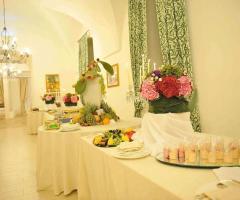 Masseria Santa Teresa - L'angolo frutta e dolci