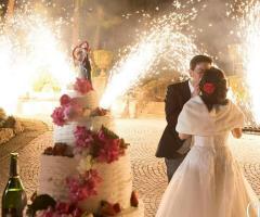 La Pirotecnica Pugliese - Effetti speciali per gli sposi