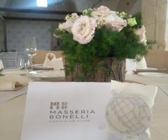 Masseria Bonelli - Centrotavola