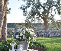 Masseria Grieco - Addobbi-floreali
