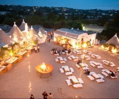 Noemi Weddings Bari - Ricevimento di nozze serale