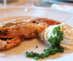 Villa Torrequadra - Piatti di pesce per il matrimonio