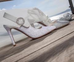 Elata - Accessori e calzature per la sposa in tutta Italia